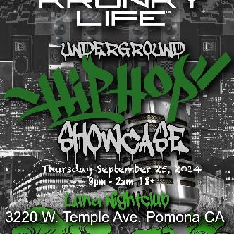 Underground Hip Hop Show-img