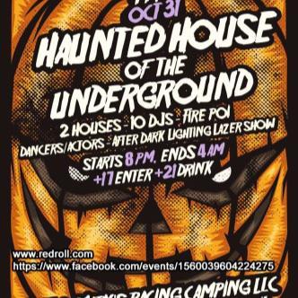 HauntedHouse ofthe Underground-img