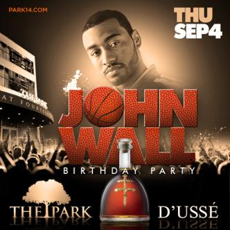 John Wall Birthday Bash!-img
