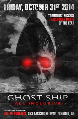 GHOST SHIP 2014