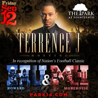 Terrance J Hosts #ParkFridays-img