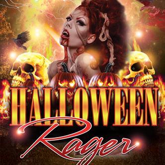 Halloween Rager 2014