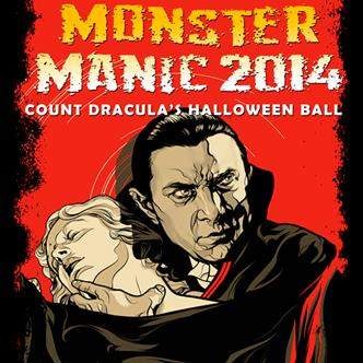 Monster Manic Halloween 2014