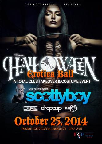Halloween Erotica Ball