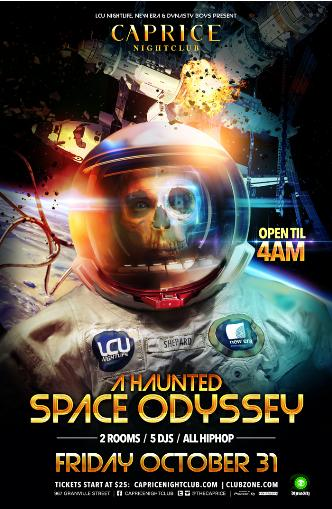 Halloween Space Odyssey