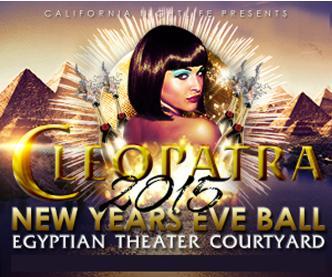 Cleopatra's NYE 2015 Ball VI