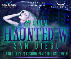 Haunted W San Diego