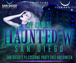 Haunted W San Diego
