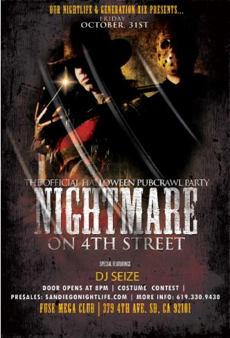Nightmare on 4th Street