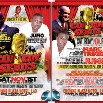 Caribbean Comedy Series-img