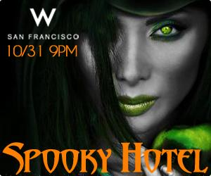 Annual Spooky Hotel 2014 at W