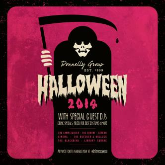 Halloween 2014 at Lamplighter