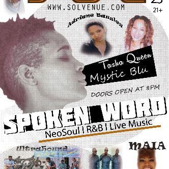 The Spoken Word-img