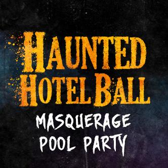 HHB: Masquerage Pool Party