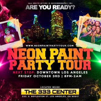 Neon Paint Party Tour: DTLA-img
