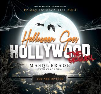 Halloween Goes Hollywood II