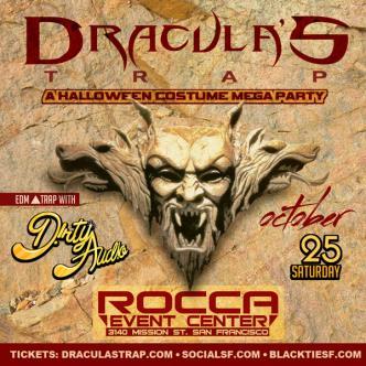 Dracula's Trap Halloween