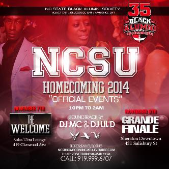 NC STATE HOMECOMING 2014 - FRI-img