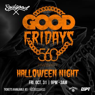 FIVE SIXTY HALLOWEEN NIGHT
