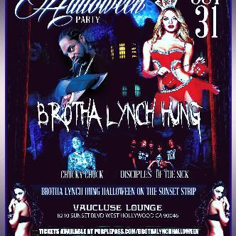 Brotha Lynch Hung Halloween LA-img