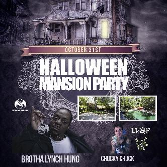 Brotha Lynch Hung Halloween LA-img