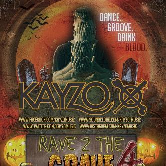 RAVE 2the GRAVE 4 // ft: KAYZO-img