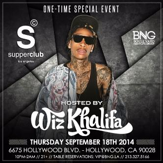 Wiz Khalifa at supperclub-img