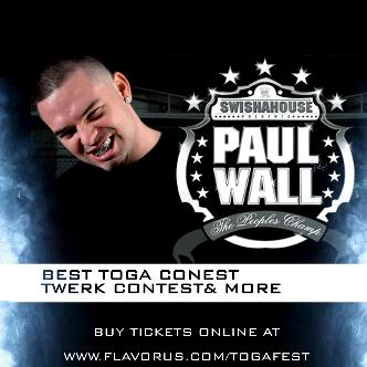 #TTUTogaFest w/ Paul Wall-img