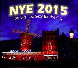 Charm City Countdown NYE