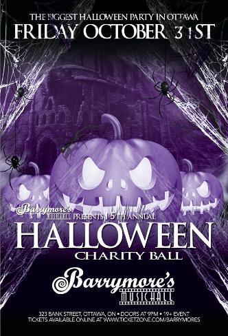 Annual Halloween Charity Ball