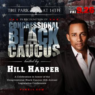Hill Harper Hosts #ParkFridays-img