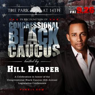 Hill Harper Hosts #ParkFridays-img