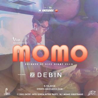 MOMO Fridays - Ft. Debin-img