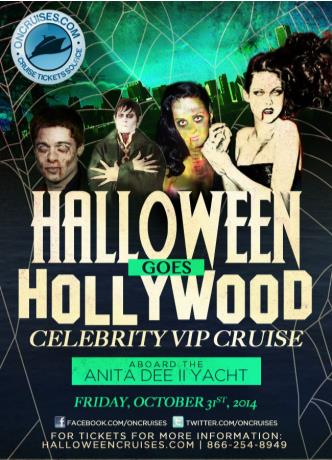 Halloween Goes VIP Hollywood