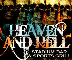 Boston Heaven & Hell Halloween
