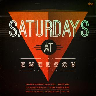 EMERSON SATURDAYS-img