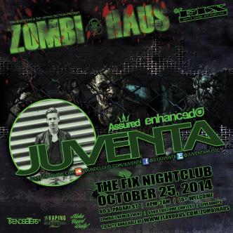 Zombi Haus feat. JUVENTA-img