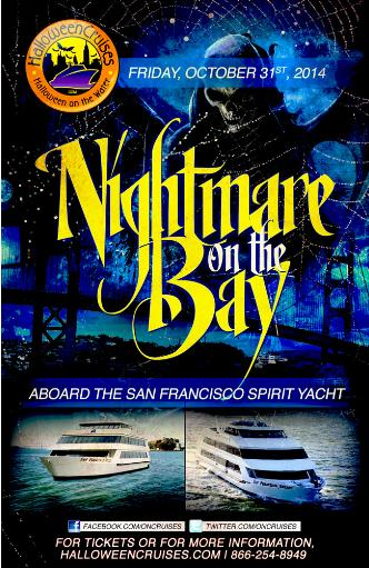 Nightmare on the Bay SF Spirit