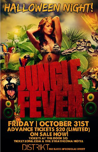 JUNGLE FEVER :: HALLOWEEN