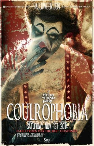 Coulrophobia -Something Wicked