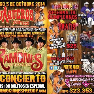 Los Ramones De Nuevo Leon-img