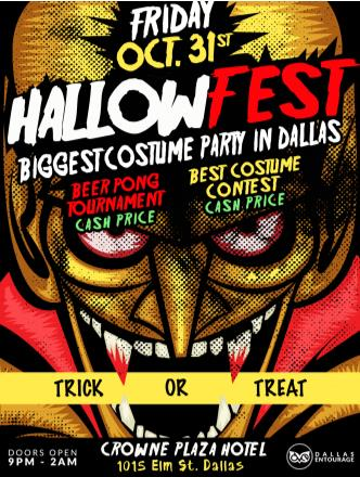 DALLAS HALLOWFEST