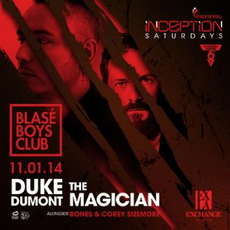 Duke Dumont & The Magician-img