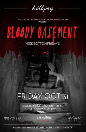 Bloody Basement