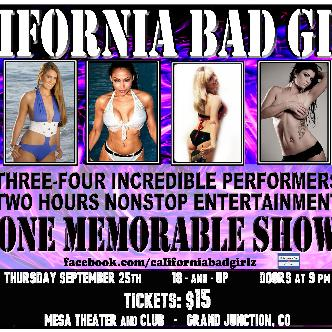 The California Bad Girlz-img