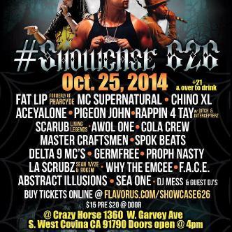 #Showcase626 Halloween TakeovR-img