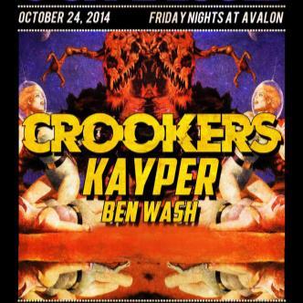 Crookers, Kayper-img