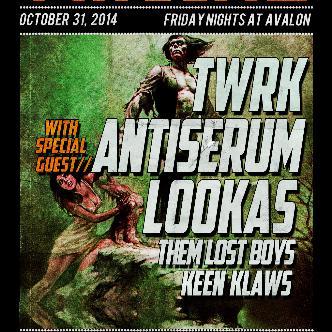 TWRK + Special Guest ANTISERUM-img