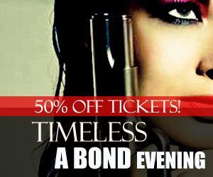 007 Bond Evening (7th Annual)