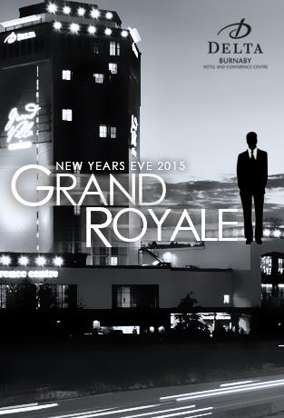 GRAND ROYALE NEW YEARS GALA